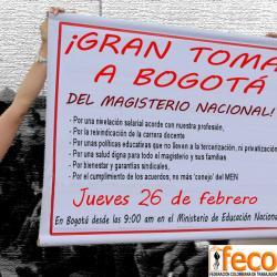 Colombia: No a la mercantilización de la educación