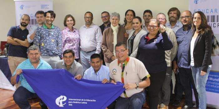 Educar No Lucrar Encuentro Latinoamericano