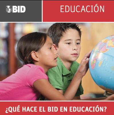 ¿Qué hace el BID en Educación?