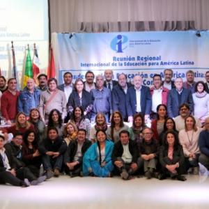 Reunión Regional de la IEAL en Cochabamba, Bolivia