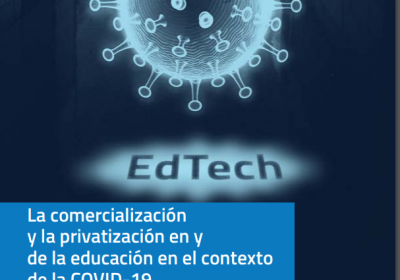 "Shock pandémico y tecnología educativa: Seminario virtual ""Educar no lucrar"""