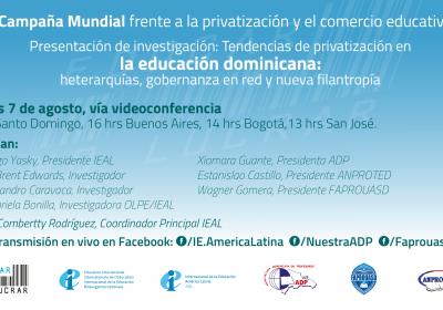 Presentación de investigación. República Dominicana
